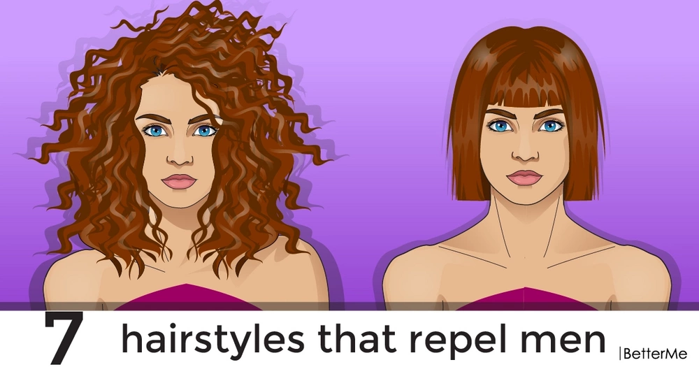 7 hairstyles that repel guys