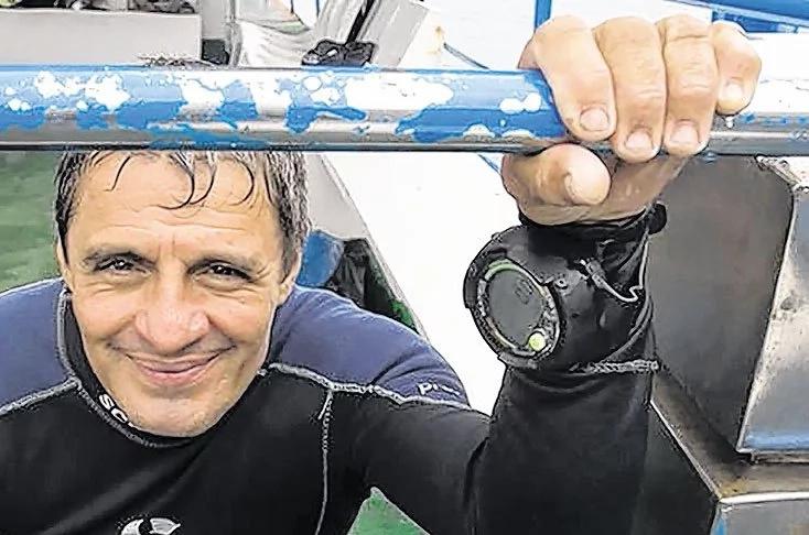 Náufragos colombianos sobrevivieron a tiburones y medusas