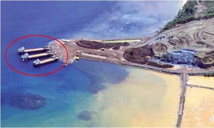 Could smuggled Philippine soil have helped China reclaim 3,200 acres of Spratlys land?