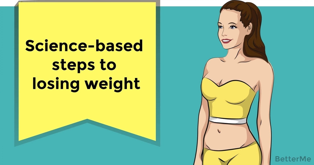 Science-based steps to losing weight