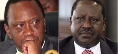 Raila Odinga azidisha mashambulizi dhidi ya Uhuru Kenyatta