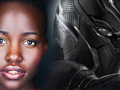 Lupita Nyong'o stuns the world as a powerful female warrior in Black Panther (photos)