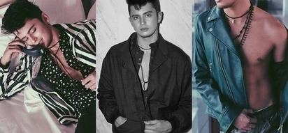 Hottie alert! James Reid is definitely PH's heartthrob with these yummy photos