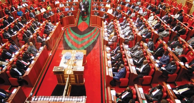 Jubilee deflates CORD by passing controversial election law in the Senate
