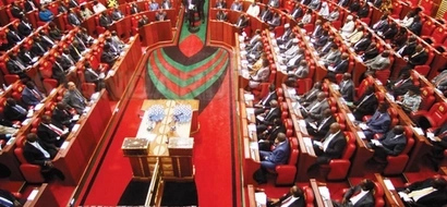 Jubilee deflates CORD by passing controversial law