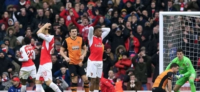 Arsenal frustrated at the Emirates in FA cup encounter