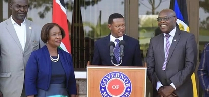 Machakos Governor allows KPL Champions Gor Mahia back to the county after a three-year ban