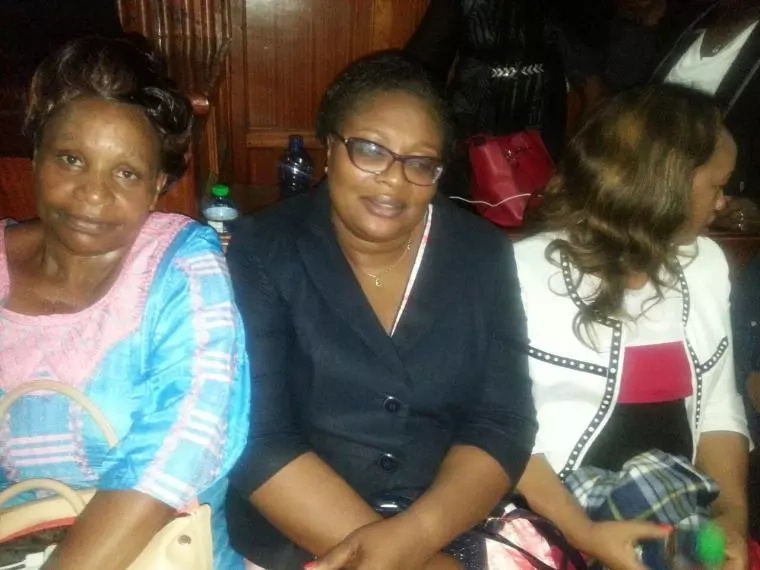 Nyamira Women Representative Alice Chae admitted to hospital