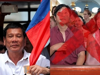 Duterte insists that he will never bow down to any political family including the Marcoses