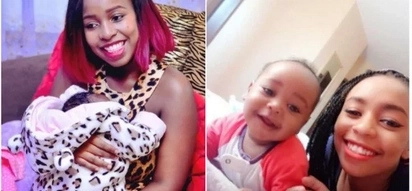 Cuteness reloaded: Mike Sonko's daughter Saumu unveils the face of her all grown daughter