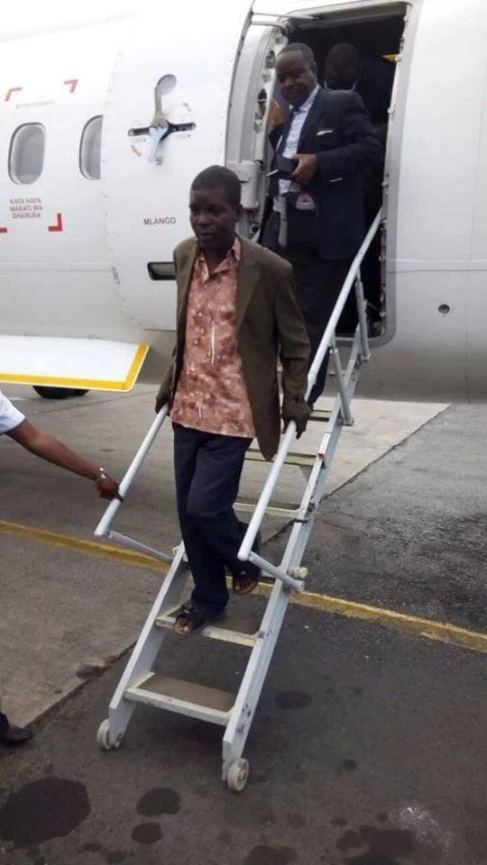 Kenyans react to Bungoma James Bond being flown for free