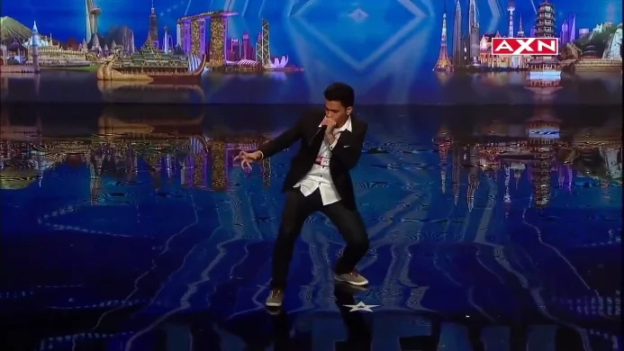Pinoy Contestant shook up Asia's Got Talent stage
