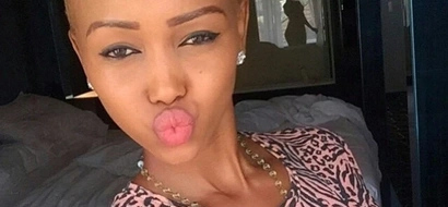 5 times times Huddah Monroe jiggled her boobs without bra