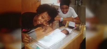 13-year-old twins help mom deliver baby brother at home