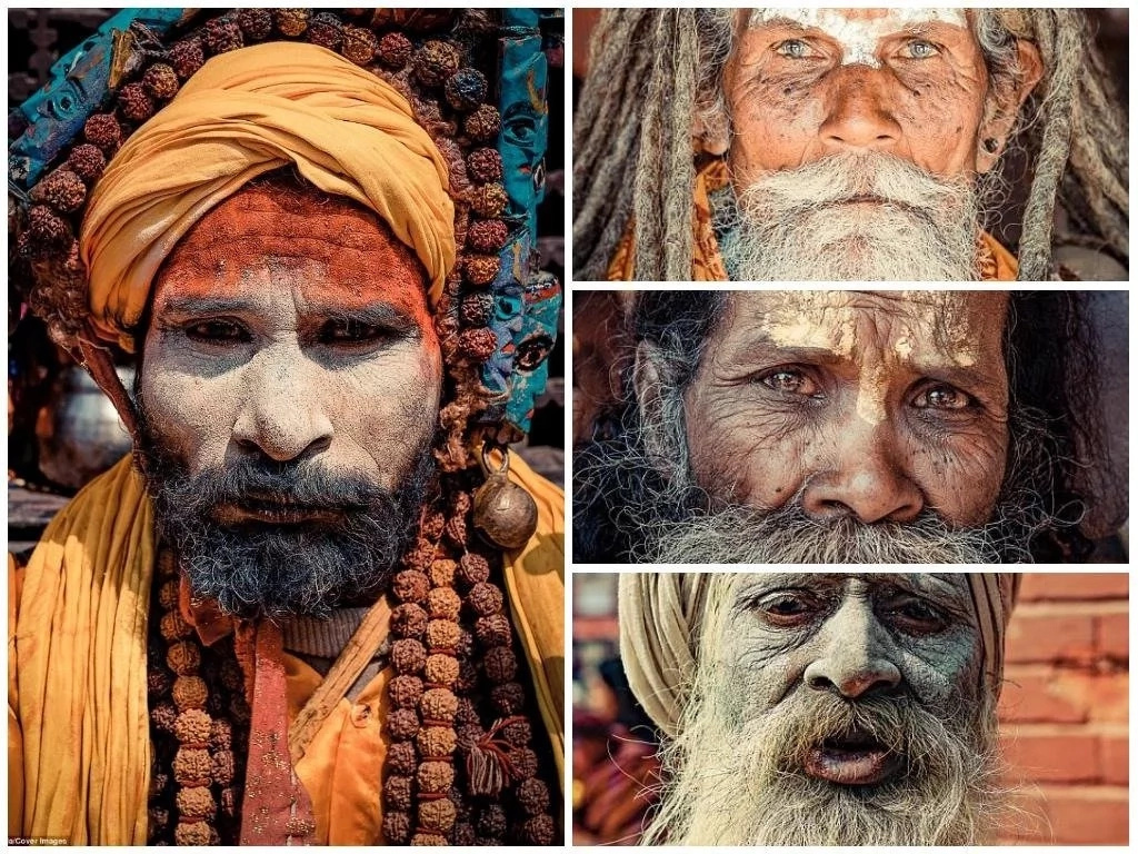 Living dead! Meet holy men who are legally deceased and attend their own funerals (photos)
