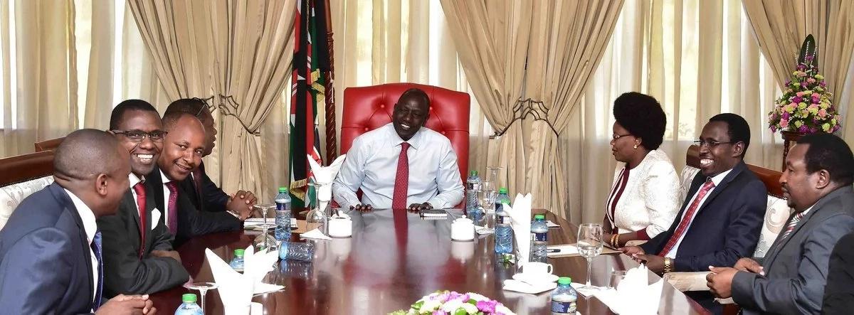 William Ruto meets Kiambu MPs days after meeting Nyeri legislators as he builds support for 2022