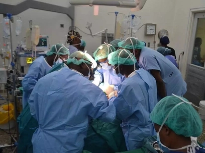 Reprieve for 4 medics who performed wrong head surgery as KHN board revokes their suspension