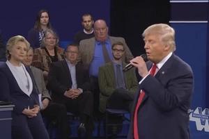Donald Trump Performs Mahna Mahna Will Make Your Day (Video)