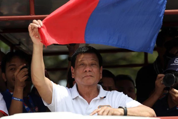 Duterte tops final SWS pre-election survey for president