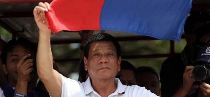 Duterte tops final SWS pre-election survey for president