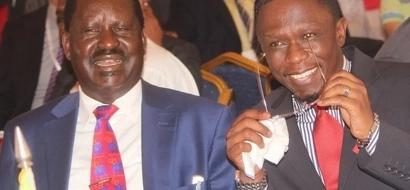 Ababu Namwamba ateketezwa mitandaoni kwa kutangaza FURAHA (video)