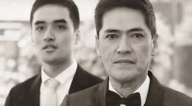 Meet the handsome son of Vic Sotto and Connie Reyes