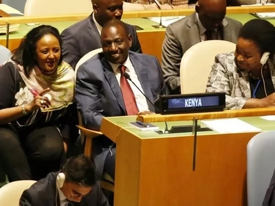 Deputy President William Ruto mingles with world leaders in New York (photos)