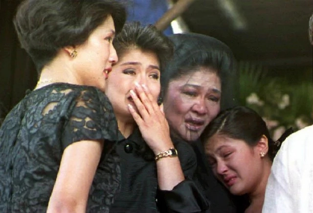 5 petitions now filed before SC against Marcos buria