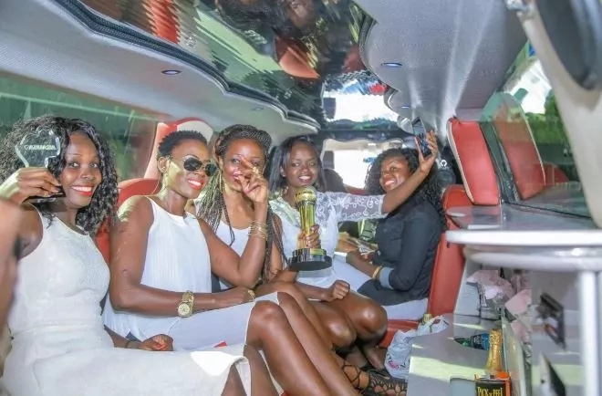 Akothee spends millions in homecoming party