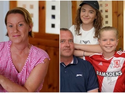 Save yourself from cancer or pay bills to keep your family safe? See what this brave mom chose