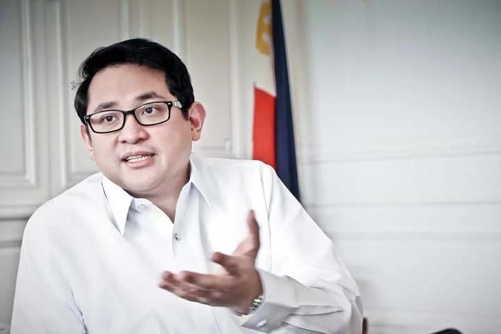Bam Aquino proposes food banks for surplus food