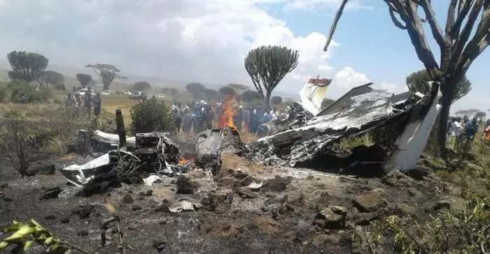 Second police helicopter crashes in Nairobi