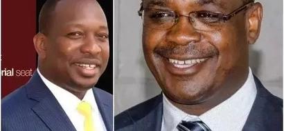 Ushindani mkubwa kati ya SONKO na Kidero washuhudiwa mbele ya Rais Uhuru