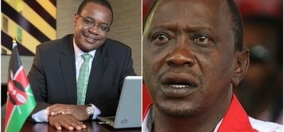 Shebesh reveals why Uhuru's plan to bring down Kidero flopped