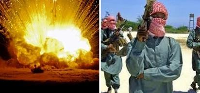 4 Kenyans DIE in lethal bomb attack