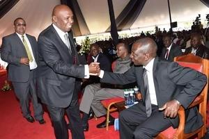 Mwandani wa Ruto akabiliana vikali na mwanawe Rais mstaafu Daniel Moi