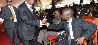 How Gideon Moi Threatens Ruto's Grip Of Rift Valley Politics