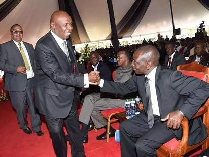 Tulimuunga babako mkono kwa miaka 20,hebu nawe urudishe mkono kwa kumpigia debe William Ruto 2022-Mbunge amwambia Gideon Moi