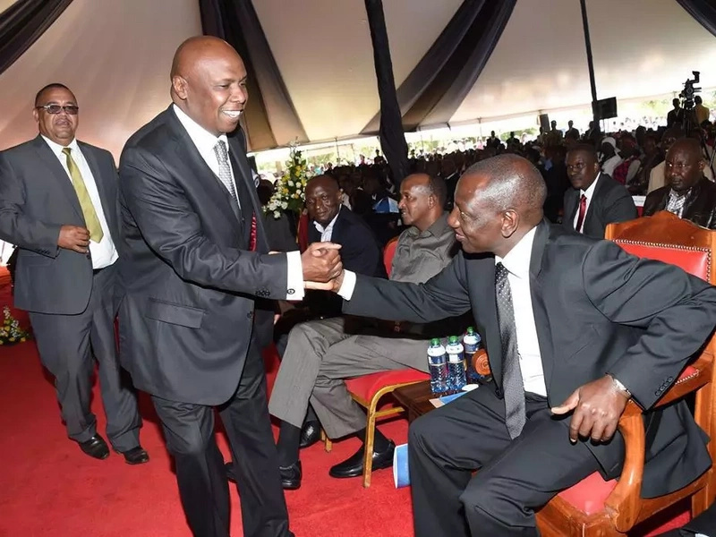 Here is the lie DP William Ruto is telling Kenyans – Moi