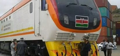 Rongai matatu that looks classier than the first class of the newly acquired passenger train (photos)