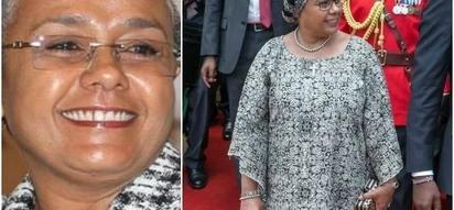 Margaret Kenyatta alivutia kweli siku ya Mashujaa