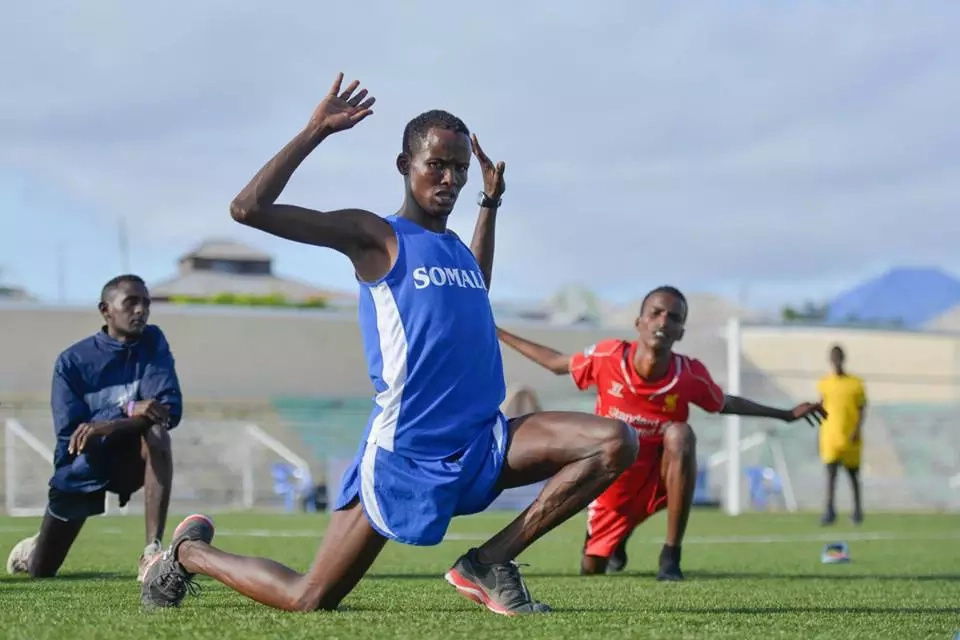 Kenyan born athlete to represent Somalia at Rio Olympics