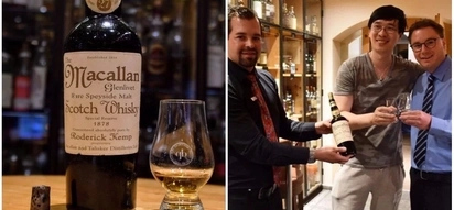 Man pays Ksh1m for single shot of 'world's most expensive whiskey' only to find out it was fake