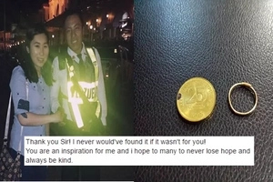 """""""This heaven sent security guard never gave up."""" Find out why Filipina shows heartfelt gratitude to this guard."""