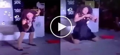 Panalo 'to! Pinay dragqueen shows off 'Bakulaw' version of classic hit