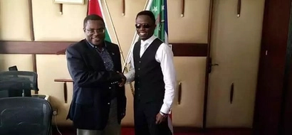 Uhuru ally tells Ababu Namwamba to forget his political ambitions