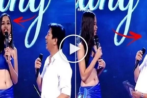 "This young Pinay contestant from Bulacan drove Willie Revillame crazy during Q&A by being super honest: ""Bakit ka mukhang pera?!"""