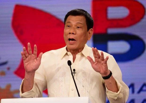 Duterte plans on future inauguration