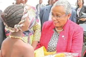 Mwanamitindo? Mara 15 Margaret Kenyatta ameonekana kupendeza-Picha