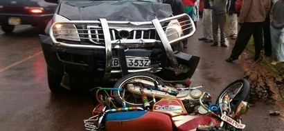 Member of Parliament kills one injures two in road accident